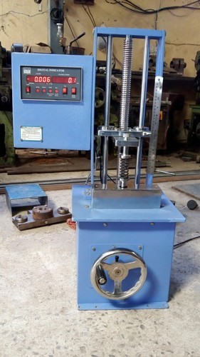 Digital Spring Load Testing Machine