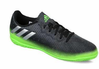 Boys Adidas Messi Indoor Football Shoes