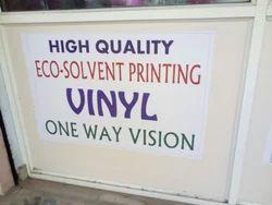 Mat Vinyl Printing