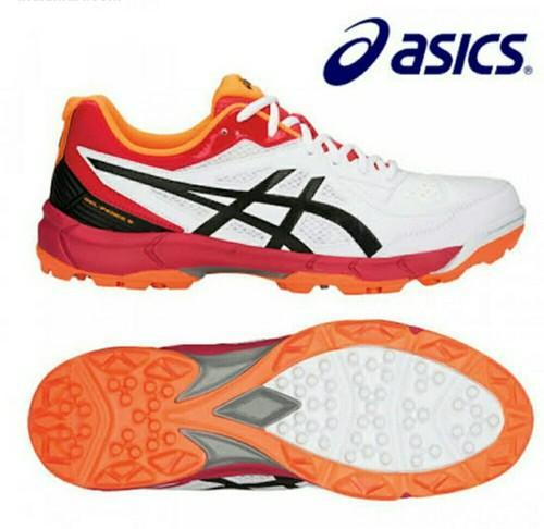 best value 38b30 4a3e1 Asics Gel Peake 5 Cricket Shoes