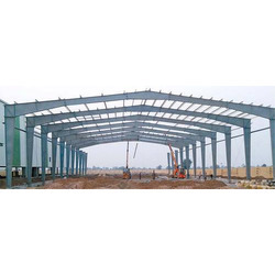 PEB Structure Fabrication Services
