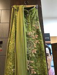 Brocade Bridal Wear Ladies Designer Suits