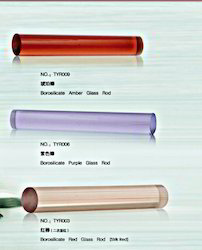 Borosilicate Glass Rod