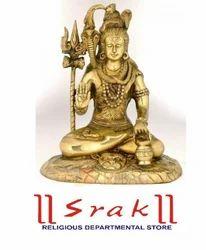Brass Shiv Murti