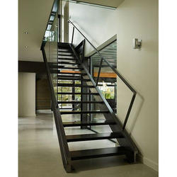 Mild Steel Staircase - MS Staircase Suppliers, Traders ...