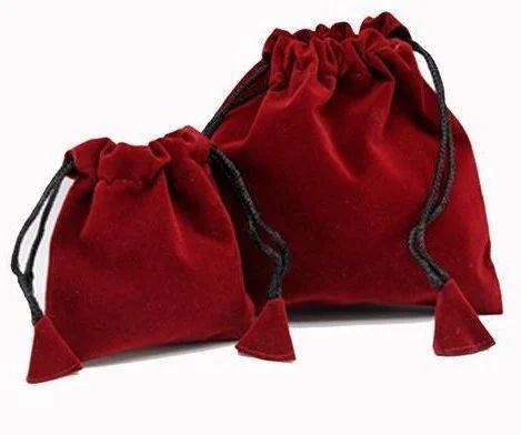 5eeb0ac4fe0c5 M.t.a. Overseas Velvet Bag For Urns, Rs 40 /piece, MTA Overseas | ID ...