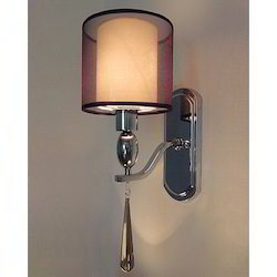 Wall light fixtures india living room wall lighting the union co single modern fabric wall light mozeypictures Images