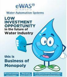 Ewas Water Treatment Franchise