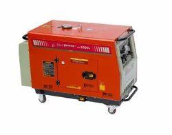Output Diesel Silent Portable Generator Set