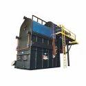 Water Wall Membrane Panel Type Steam Boiler