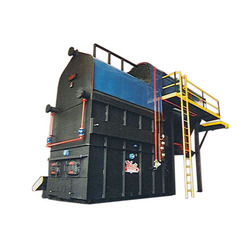 Water Wall Membrane Panel Type Steam Boiler