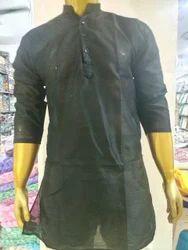 Muharram Black Kurta