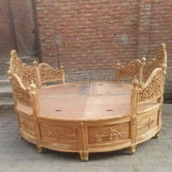 Indian wooden bed designs with price bedroom and bed reviews for Round bed designs with price
