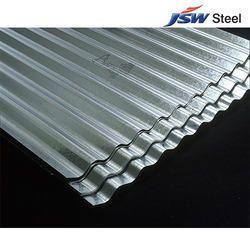 Steel Premium Al-Zn Coated Corrugated & Profile Sheets, 0.40 - 0.80 mm