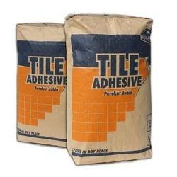 Tile Adhesive, Packaging Type: Bag