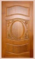 Teak Wood Entrance Doors