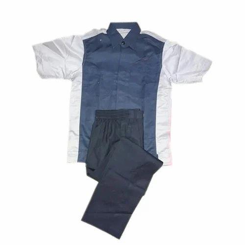 Cotton Meera Apparels Automobile Worker Uniform, Size: M