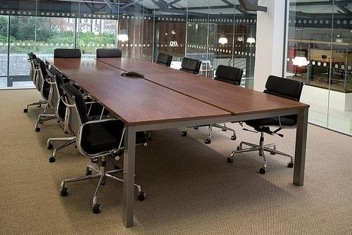 Conference Table Prelam Conference Table Manufacturer From Noida - 15 foot conference table
