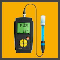PH Meter with Separate Probe