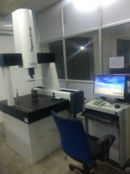 CMM (Co-Ordinate Measuring Machine)