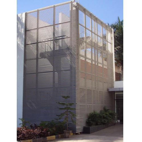 Louver System Louver Shading System Service Provider From Pune
