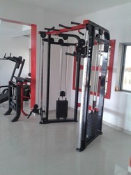 an Steel Function Trainer, Model Name/Number: 161416, for Gym