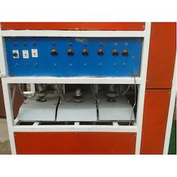 Fully Automatic Paper Plates 6 Dies Machine