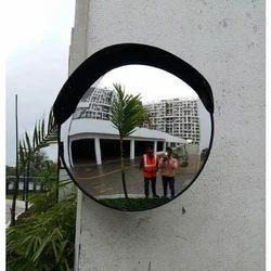 S3PL Convex Round Mirror