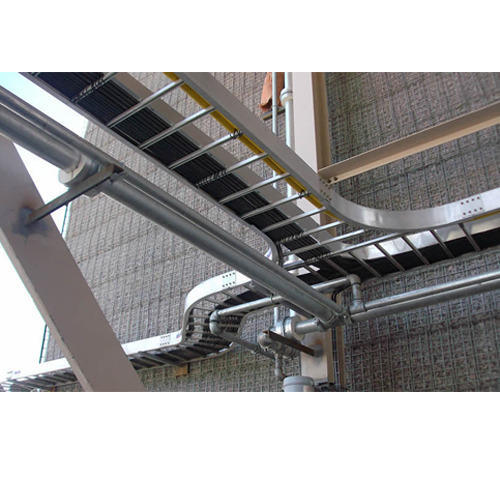 Galvanized Iron Items Gi Ladder Type Cable Tray