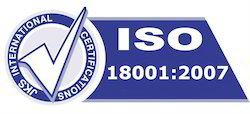 ISO 18001 2007 Occupational Health Service, New Certification