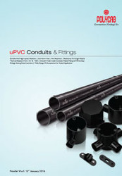 UPVC Conduit Pipes And Fittings