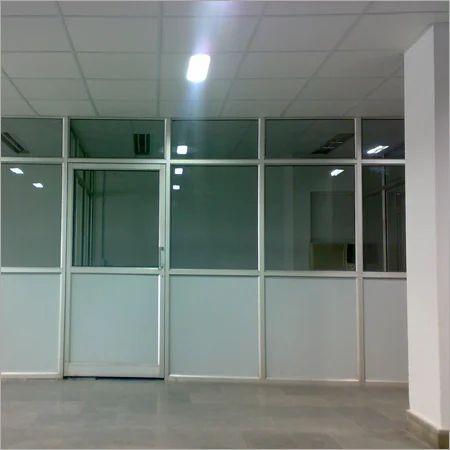 Aluminium Partition Panel At Rs 30 Unit Aluminium Composite