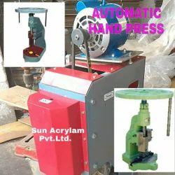 Automatic Hand Press