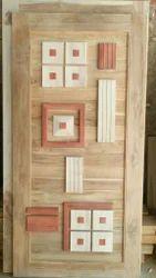 Amboze Wood Door
