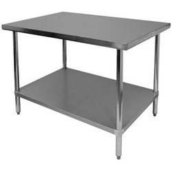 Silver Work Table