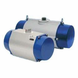 quarter turn valve actuator