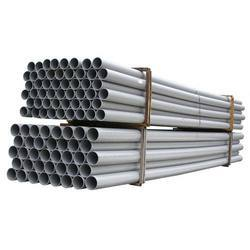 PVC Pipe, Round, For Water & Drainage