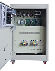 Automatic Single Phase Servo Voltage Stabilizer
