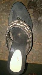 Ladies Leather Sandal