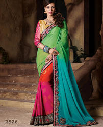 Bollywood Embroidery Sarees