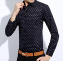 Fancy Dotted Shirt