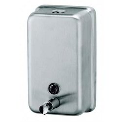 Steel Soap Dispensers