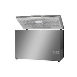 Stainless Steel Chest Freezers