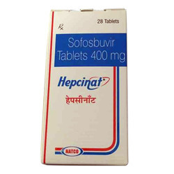Sofosbuvir Hepcinat Tablet