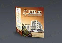 Pheonix Hospital Folder Design
