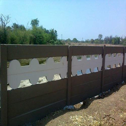 Building Compound Wall at Rs 100 /square feet | Boundary Wall ... on fence design ideas, zen style house, wall and gate design for house,