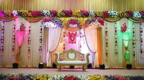 Flower Decorations For Engagement Party In Uppal Hyderabad