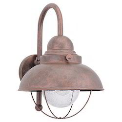 Copper Outdoor Wall Lantern