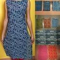 Cotton Batik Print Kurtis