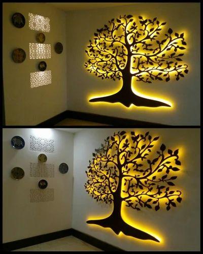3D Tree Wall Decor at Rs 20000 /piece | Wall Decor | ID: 13635165912